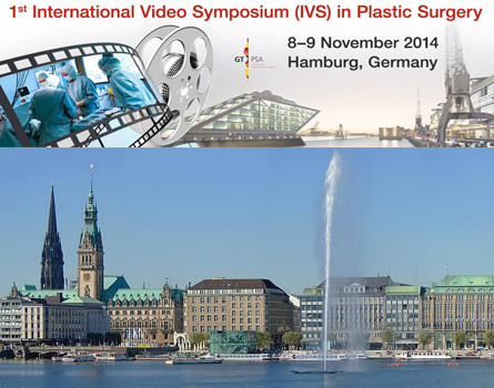 1. International video symposium in plastic surgery